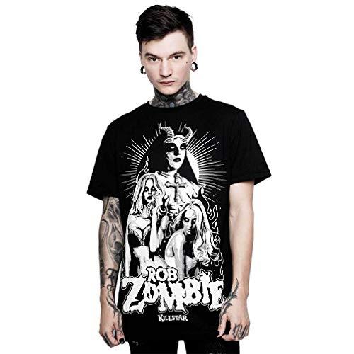 Killstar X Rob Zombie Unisex T-Shirt - Living Dead Girl XXL