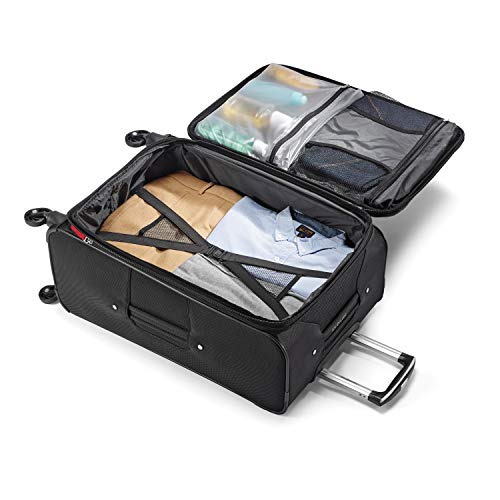 Samsonite Aspire Xlite Expandable Softside, Black,...