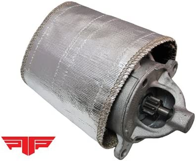 PTP 000596 Starter Heat Shield Limited time for free shipping 7
