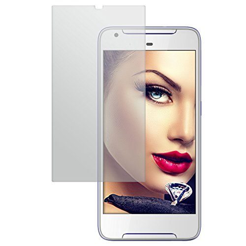 mtb more energy® Protector de Pantalla de Vidrio Templado para HTC Desire 628 Dual-Sim (5.0'') - Cristal Tempered Glass
