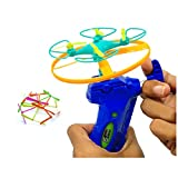 Ozzo Dragonfly Soft Plastic Flying Deft Copter Toy high tech Shooter Game