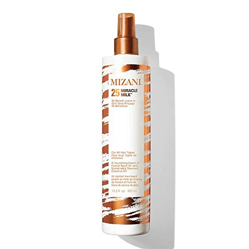 MIZANI 25 Miracle Milk Leave-In Treatment, 13.5 Fl Oz