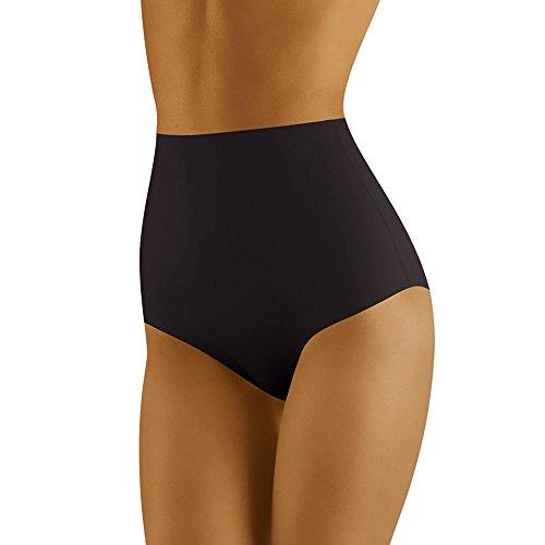 Wolbar Slip Modellante A Vita Alta per Donna WB411, Nero,M