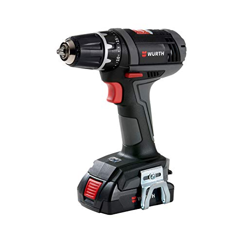 Wurth BS 18-A Light 57005045 - Taladro atornillador a batería eléctrico con...