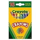 Crayola Pastelli 16 colori Peggable [Set 4]