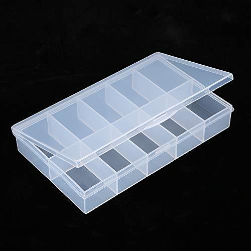 KKmoon Draagbare opbergdoos, kunststof, A4, opbergdoos voor papier, eenvoudige opslag van gereedschappen 7