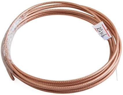 Cable coaxial blindado RG 316 50 Ohm RG-316 RF Coax Cable FPV ...