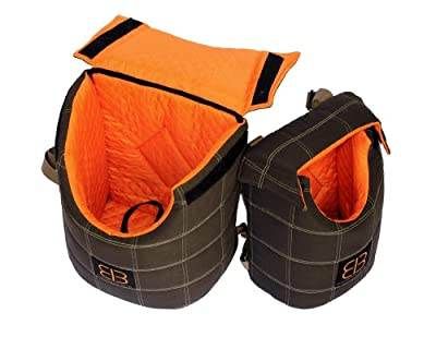 """Petego LENIS PACK Front Carrier / Back Pack Small Animal Pet Carrier. Size 10""""L x 7.5""""W x 14""""H"""