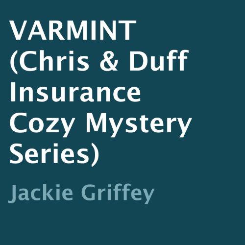 Varmint audiobook cover art
