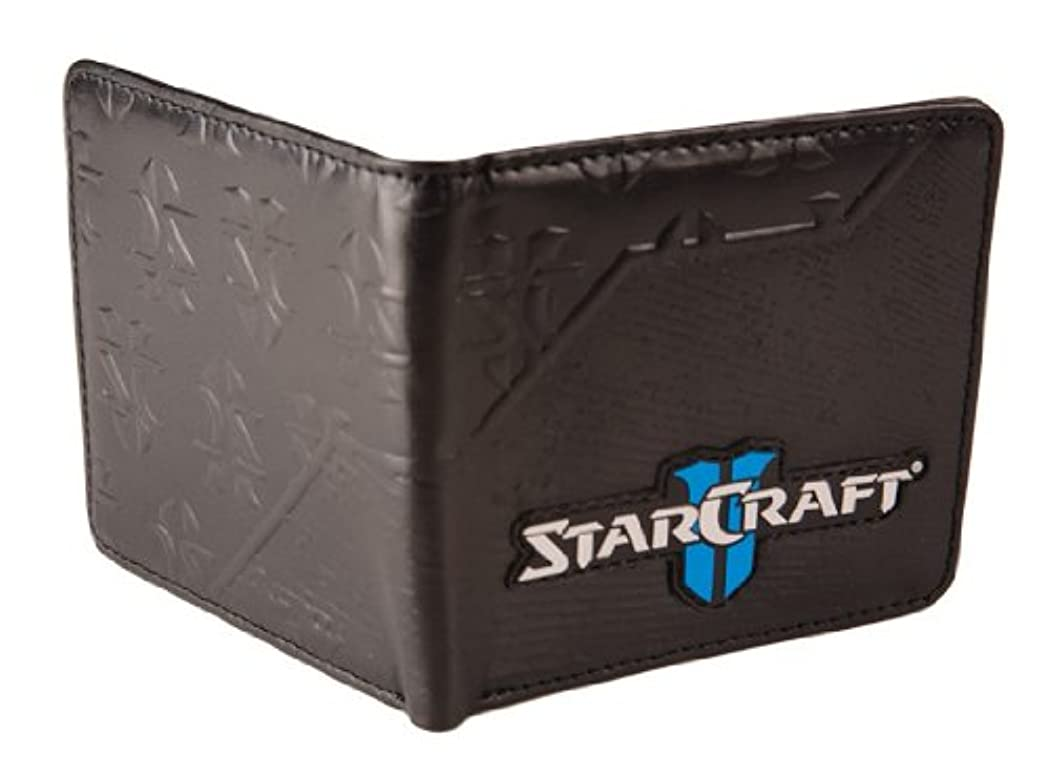 錆び各発動機スタークラフトIIウォレット   StarCraft II Wallet