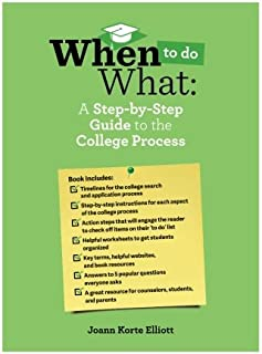 When to Do What: A Step-by-Step Guide to the College Process