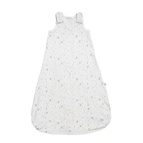 Ergobaby Classic Saco de Dormir Bebe Recién Nacidos, TOG 0.5, Multicolor (Silver Moon), 0-6 Meses