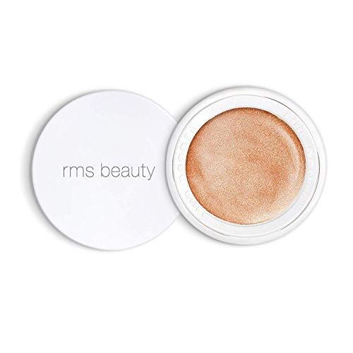 RMS Beauty Master Mixer Highlighter - Creamy Contour, Highlighter, Eyeshadow or Body Shimmer Makeup with Moisturizing Base for Glowing Skin (0.17 Ounce)