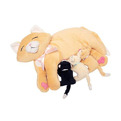 Manhattan Toy - Gato de Peluche (15x25.5x16.5 cm) (107790)