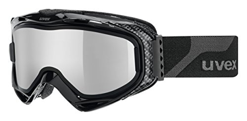 Uvex g.gl 300 TOP skibril, zwart, één maat