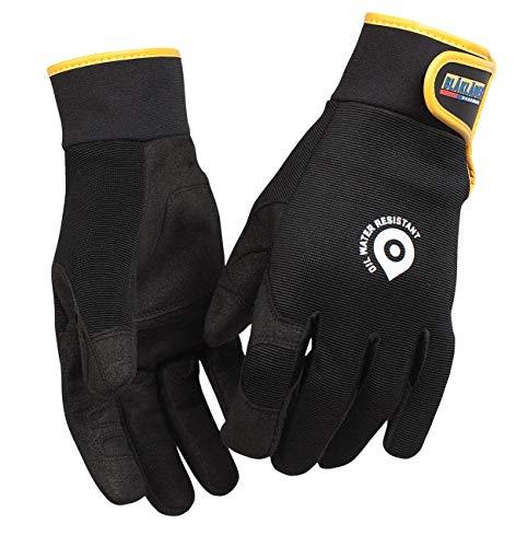 Blakläder Handschuh Handwerk, 1 Stück, 9, schwarz, 2243394099009