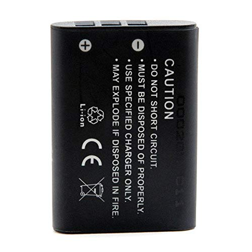 NX - Baterías cámara de fotos 3.7V 550mAh: Amazon.es: Electrónica