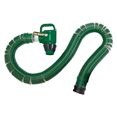 Lippert 359724 Waste Master 20' Extended RV Sewer Hose Management System , Green