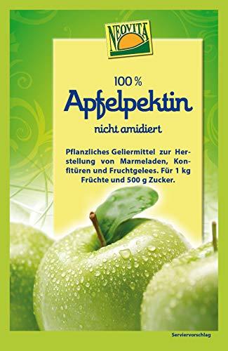 Pectina de manzana En Polvo Orgánico No Amidada