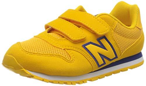New Balance 500, Zapatillas para Niños, Amarillo (Team CG), 38.5 EU