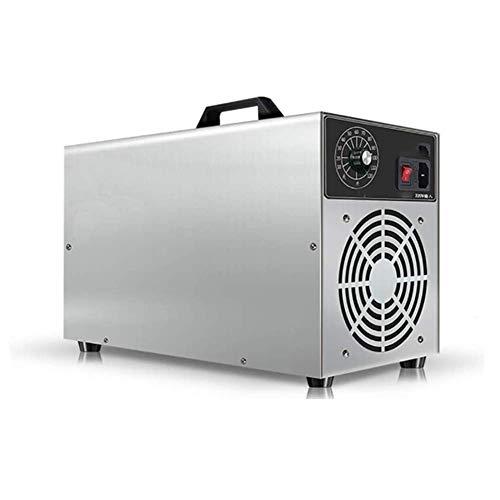 NOBUNO máquina de ozono generador de ozono 3 gr/HR Filtro de Aire Uso portátil de casa esterilización desinfectante, además de formaldehído