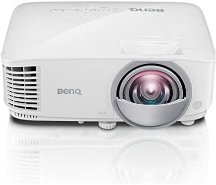$549 Get BenQ MX825ST 3D Ready Short Throw DLP Projector - 720p - HDTV - 4:3