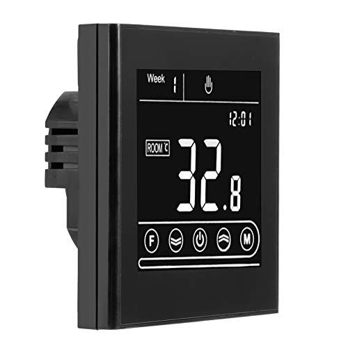 Termostato, Alta Sensibilidad, Termostato de Calefacción, Equipo Eléctrico, para Pantalla Táctil Termostato Eléctrico Pantalla Lcd Termostato 240v