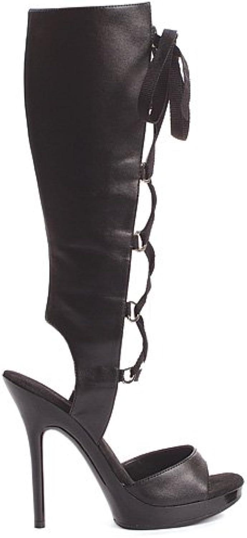 Ellie shoes Women's 502-HOLLY, 5  Heel Knee High Sandal