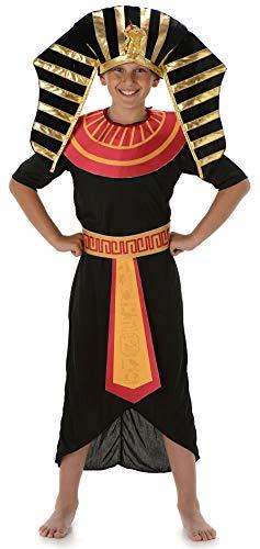 Gli adulti Costume Faraone copricapo Cappello Costume Accessorio EGITTO King