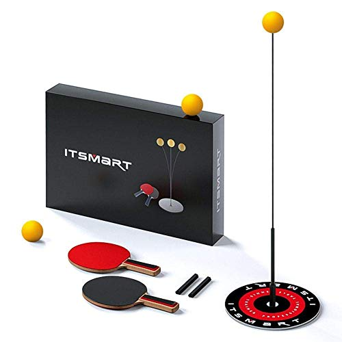 Why Choose 35.4 Inch Elastic Soft Shaft Table Tennis Trainer for Children Kids Ping Pong Training Eq...