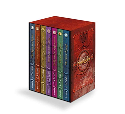 Die Chroniken von Narnia (7 Bände)