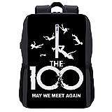 The 100 May We Meet Again - Mochila para portátil con puerto de carga USB