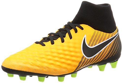 Nike Herren Magista Onda Ii Dynamic Fit (Ag-Pro) Fußballschuhe, Orange (Laser Orange/black-white-vert Volt-white), 44.5 EU