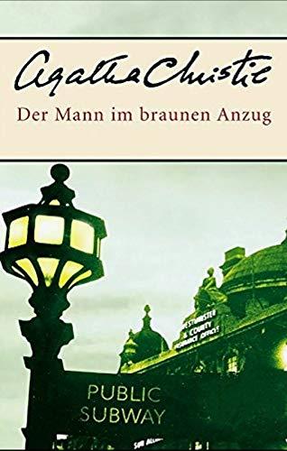 Der Mann im braunen Anzug (German Edition): Agatha Christie