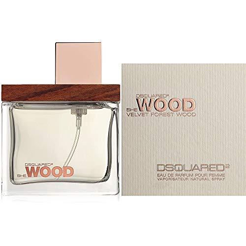 Dsquared² - She Wood Velvet Forest Eau de Parfum EDP 50 ml