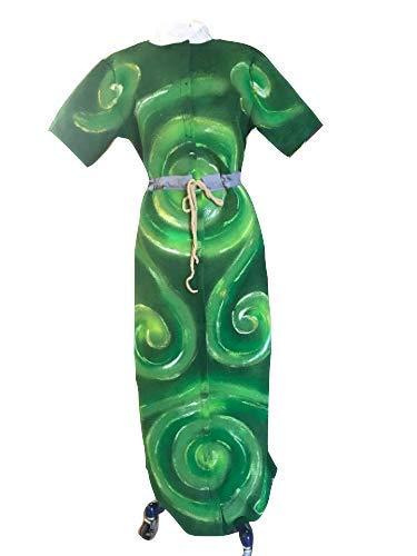 Frozen Pabbie Bulda Hidden Folks Costume (Hat No 2) Green