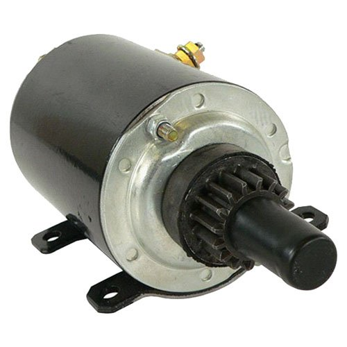 New 12V Electric Starter Replacement For Tecumseh HM HMSK OH OHM OHSK OHV TVM TVXL220 36680 33605 35763 35763A 36463 AM30931