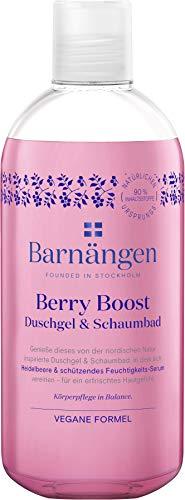 Barnängen Duschgel & Schaumbad Berry Boost, 5er Pack (5 x 250 ml)