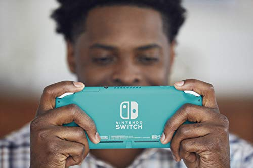 Console Nintendo Switch Lite - Turquoise - 3