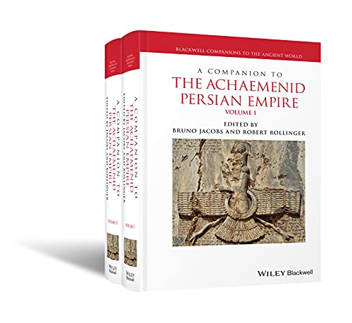 Compare Textbook Prices for A Companion to the Achaemenid Persian Empire Blackwell Companions to the Ancient World 1 Edition ISBN 9781119174288 by Jacobs, Bruno,Rollinger, Robert