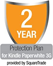 2-Year SquareTrade Warranty plus Accident Protection for All-New Kindle Paperwhite 3G