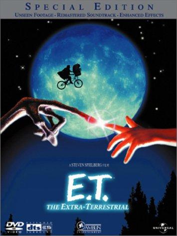 E.T. スペシャル・エディション [DVD]