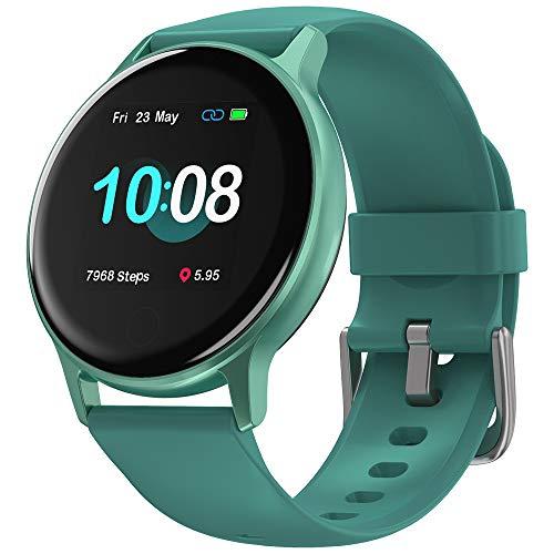 UMIDIGI Smartwatch para Hombres, Uwatch 2S Reloj Inteligente con Esfera Personalizada con Sueño Monitor de Frecuencia Cardíaca Pulsera, 14 Modos Deportivos