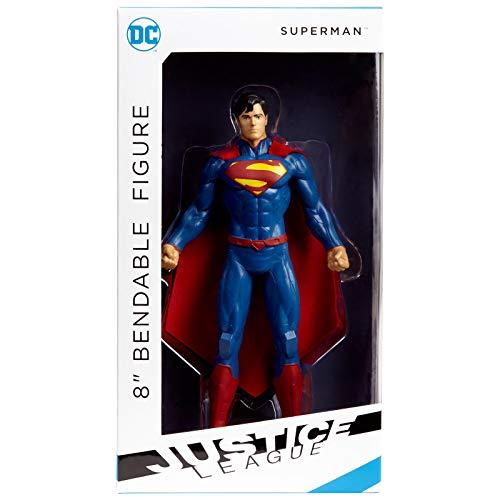 Superman figura flexible 20 cm Universo DC New 52 Justice League