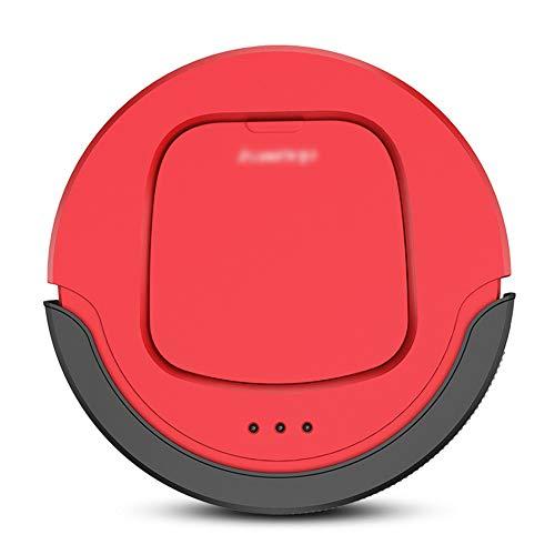Robot Aspirapolvere con Funzione Lavapavimenti Ricarica Automatica 7cm Ultra-Thin AntiCollisione Controllo a App/Telecomando/per Pulizia Domestica/Peli Animali/Capelli/Polvere / Pavimenti e Tappeti