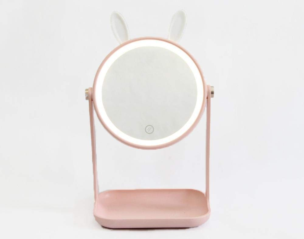 70% OFF Outlet Ranking TOP12 SXMO LED makeup mirror light screen USB 360°touch s