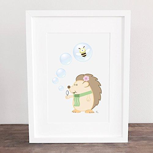 Bild, Deko, Kinderzimmer, Poster