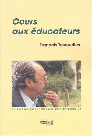 Cours aux éducateurs