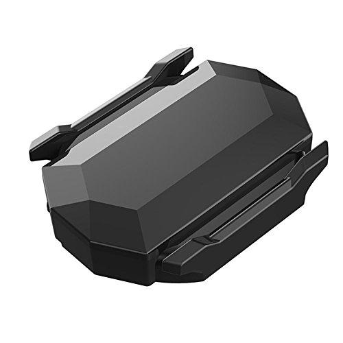 Broadroot Bluetooth 4.0 Ant + Sensore di Cadenza della velocità Compatibile con Garmin Bryton Bike Computer