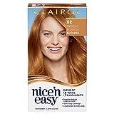 Clairol Nice'n Easy Permanent Hair Dye, 8R Medium Reddish Blonde Hair Color, 1 Count
